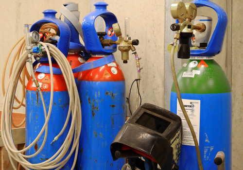 ガス溶接用具一式
