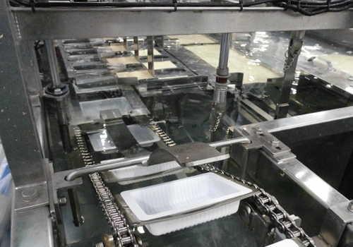 中分類09 食料品製造業 豆腐製造工程