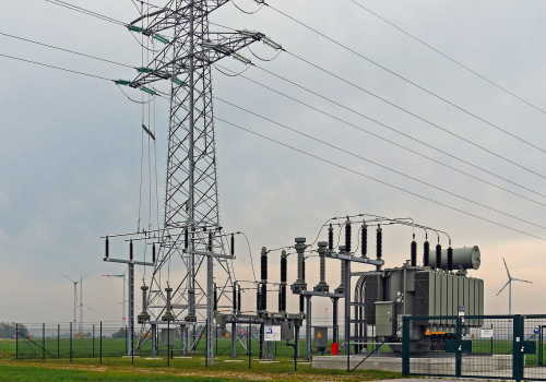 中分類33 電気業送電線