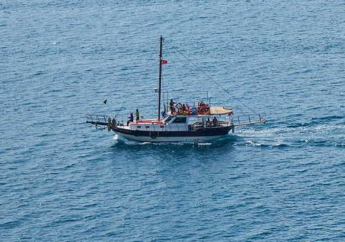 小型船舶操縦士免許の等級の違いのイメージ画像