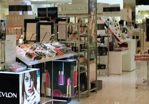 化粧品小売業