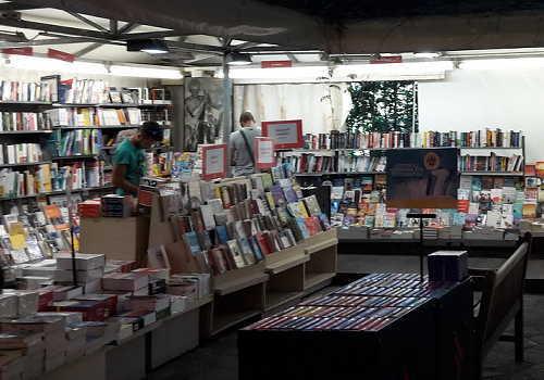 書店小売業