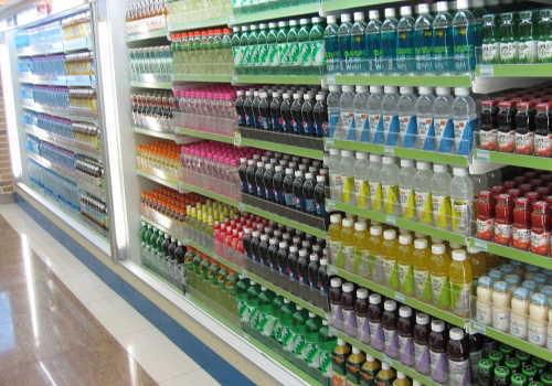 清涼飲料水小売業