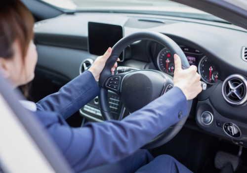 第一種運転免許、第二種運転免許、仮運転免許の違い