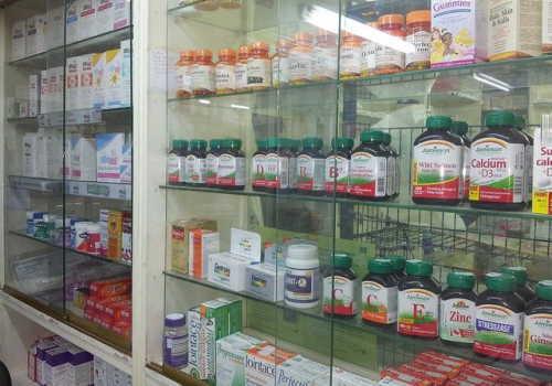 薬剤師と登録販売者の違いのイメージ画像