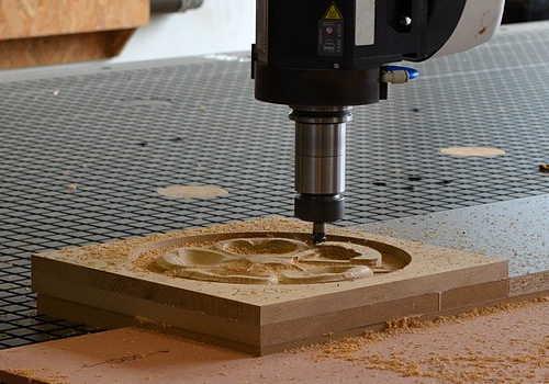 木材切削加工