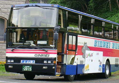 道路旅客大型バスイメージ