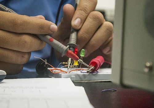 電子回路はんだ化工
