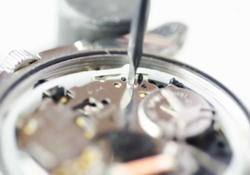 時計修理技能検定のイメージ画像