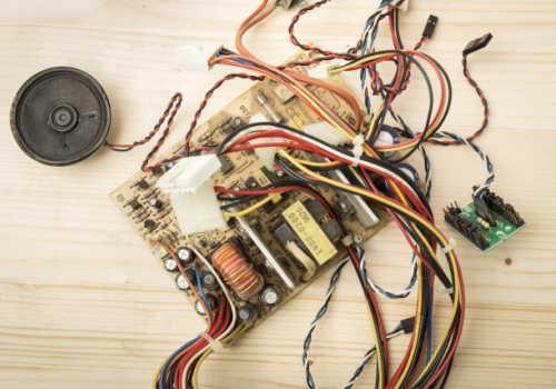 電子回路接続技能検定のイメージ画像