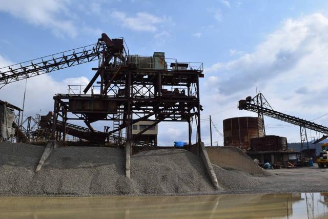 中分類05 鉱業,採石業,砂利採取業のイメージ
