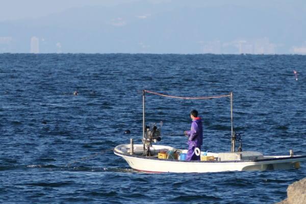 職業分類漁業の漁船
