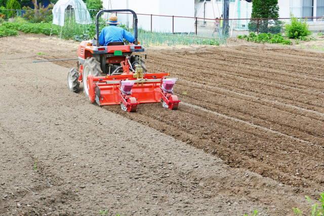 職業分類農業
