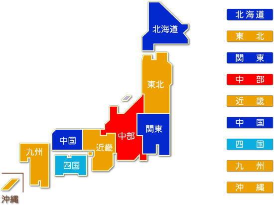 職業分類鉱業,採石業,砂利採取業の求人比較地図