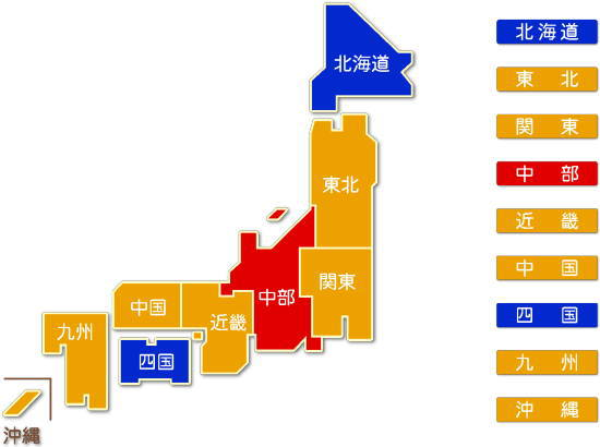 木材・木製品製造業(家具を除く)都道府県別求人件数比較