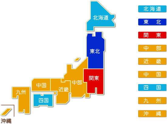 石油製品・石炭製品製造業求人地図