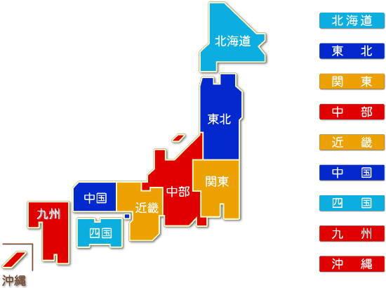 都道府県別食料品製造業求人比較