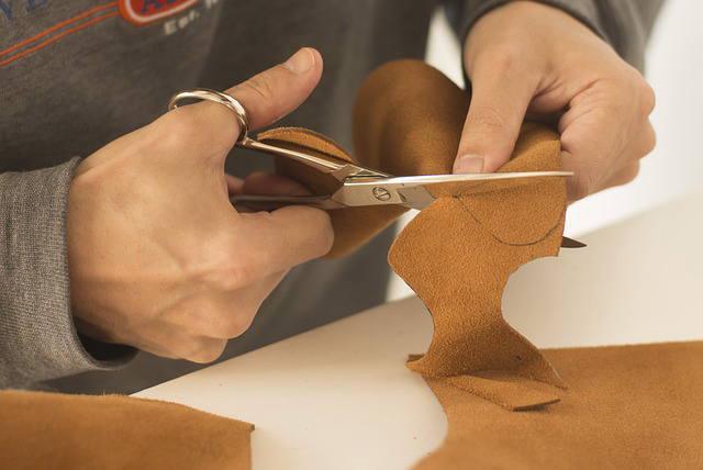 中分類20 なめし革・毛皮製造業イメージ