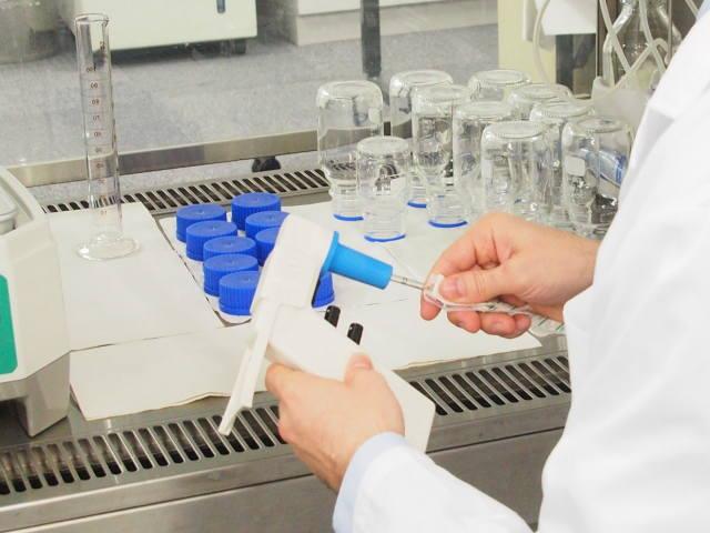 化学分析技能検定イメージ