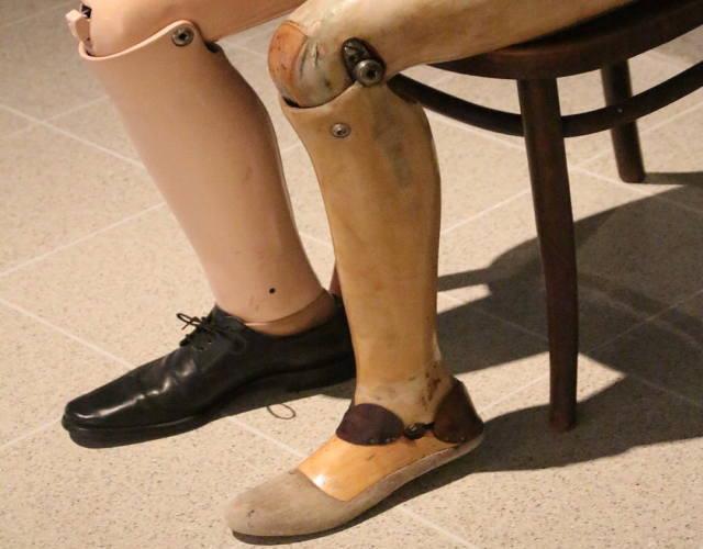 義肢・装具製作技能検定イメージ