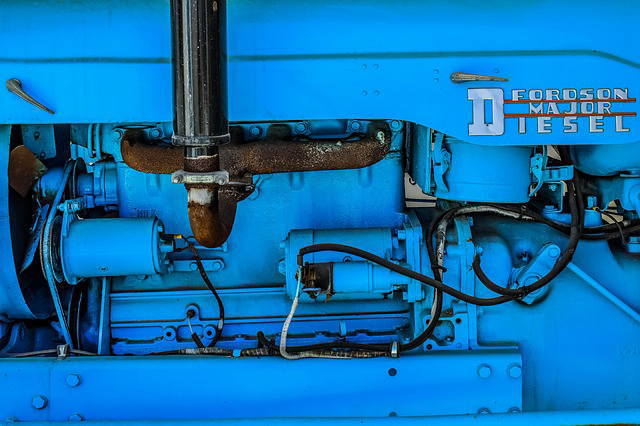 農業機械整備技能検定イメージ