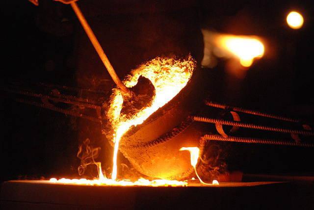 鋳造技能検定イメージ