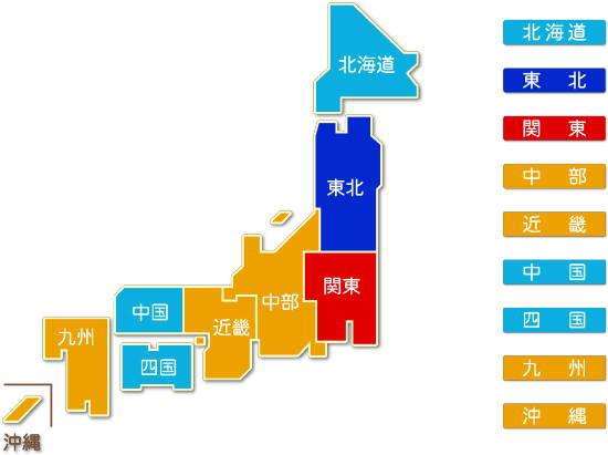 都道府県別 映像・音声・文字情報制作業求人件数比較地図2