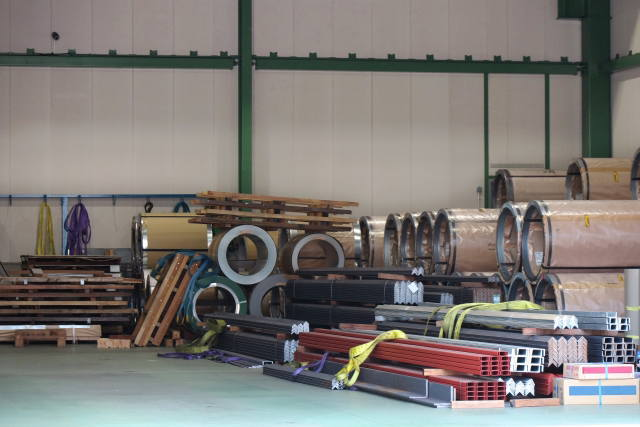 中分類53 建築材料・鉱物・金属材料等卸売業イメージ