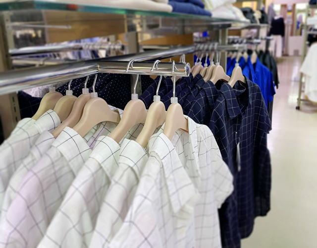 中分類57 織物・衣服・身の回り品小売業イメージ