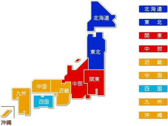 中分類59 機械器具小売業求人件数比較地図