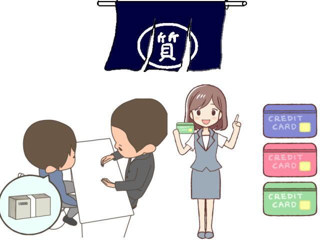 都道府県別 貸金業・クレジットカード業等非預金信用機関求人サムネ